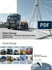Downloads_Joint Investors Meet_Presentation on AB Volvo