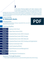 Alexandria ACM SC | Cloud Computing Trainign
