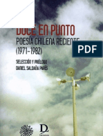 Doce en punto. Poesía chilena reciente