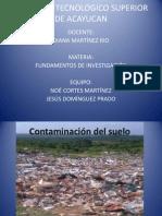 Contaminación del suelo.pptx