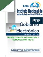 Modulo 1 Gob Electronic o