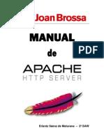 Manual Apache (instalación, configuración) con Ubuntu