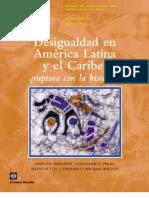 David de Ferranti, et al, Desigualdad en América Latina