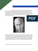 La teoría de Jung divide la psique en tres partes