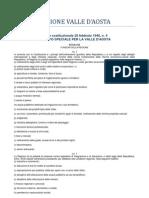 2. Statuto Speciale Per La Valle d'Aosta 2. Titolo