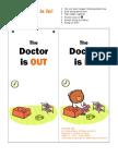 Doctor Ted Door Hanger