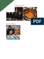 Mesa Directiva Del Congreso Del Periodo 2012