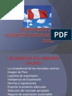 Oportunidades Para Productos Alimenticios en Chile - Guillermo Jarufe