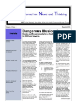 IHSLG Newsletter Issue1