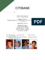 Entrega Final Citibank