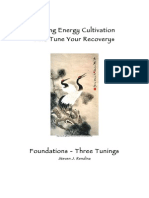 Foundations Three tunings