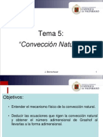 Tema 5. Conveccion Natural