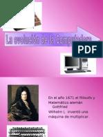 La historia del Computador