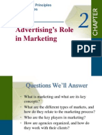 Advertising Principles  and Practices Chapter 2