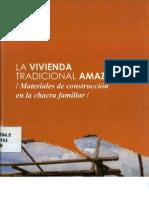 VIVIENDA AMAZONICA TRADICINAL
