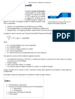 Principio de Bernoulli - Wikipedia, La Enciclopedia Libre