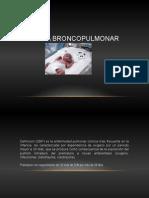 Displasia Broncopulmonar Listo