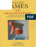 Le Pragmatisme - William James