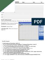 053 - Spreadsheet Basics