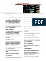 One Pager Biology ko