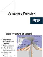 Volcanoes Revision