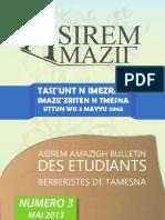 Asirem Amazigh N°3