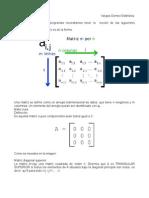 Defini c i on Matrices