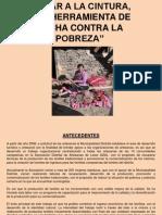 LARES PRESENTACION PROYECTO - TELAR A LA CINTURA.ppt