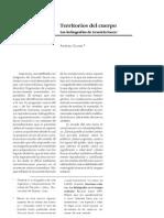 Revista Mora - Andrea Giunta Sobre Graciela Sacco