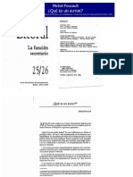Michel Foucault - Qué es un Autor.pdf