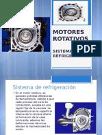 Motores Rotativos Sistema de Refrigeracion