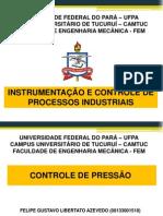 ICPI - Controle de pressão