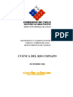Cuenca Rio Copiapo