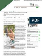 Potiguara vive em integração com a natureza - Regional - Diário do Nordeste