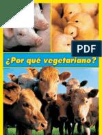¿Por qué vegano-