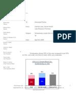 IL-Sen - Lake Research Poll for Schakowsky