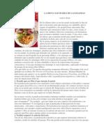 La Dieta Saludable de Las Iglesias