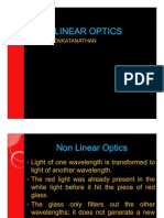 14 Non Linear Optics