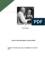Eliade Mircea - Encuentro Con Jung