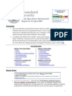DHS Daily Report 2009-04-29