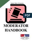 moderator handbook