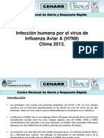 Situacion+Influenza+H7N9+China