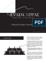 Nevada_royal Manual de Identidad Corporativa