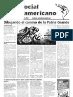 `Foro Social Latinamericano', June 2013 issue