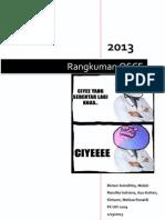 RANGKUMAN OSCE 2013