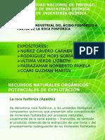 Acido Fosforico a Partir de La Roca Forforica[1]