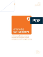 Managing Parternships Guide