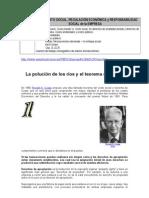 Clase 22 Junio 10  Polución de los Rios y Teorema de Coase (1)