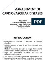 YOGIC MANAGEMENT OF CARDIOVASCULAR DISEASES
