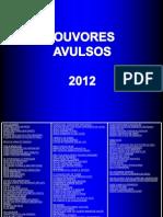 Coletânea - Louvores Avulsos 2012